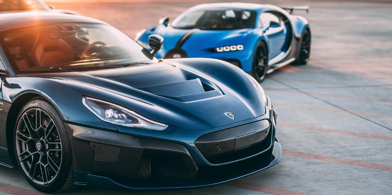 Rimac übernimmt Mehrheit von Bugatti