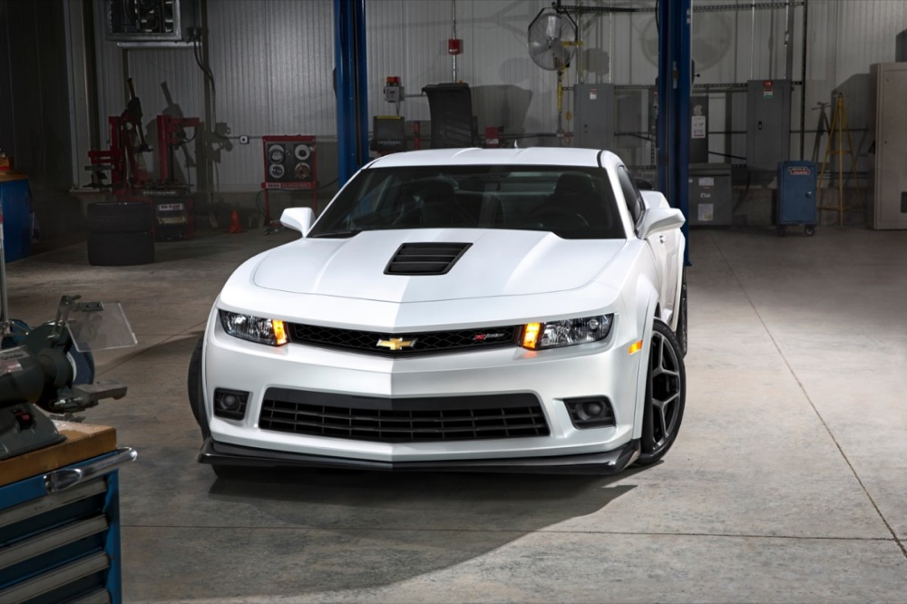 Chevrolet Camaro completely revised