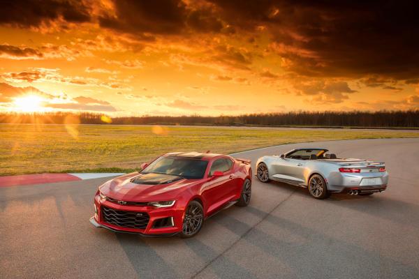 Chevrolet Camaro wird wahrscheinlich eingestellt