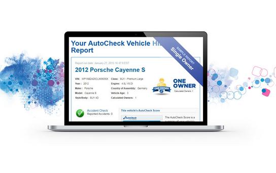 AutoCheck - Gesicherte Fahrzeughistorie beim US-Autokauf