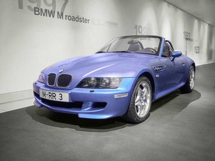 BMW Z3 - Oldtimer-Anwärter und immer noch sehr begehrt